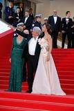 Alain Delon Photo - Sylvie Tellier Alain Delon Marina Lorphelin Zulu Premiere and Closing Night of the 66th Cannes Film Festival Cannes France May 26 2013 Roger Harvey