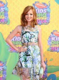 Jayma Mays Photo - Jayma Mays attending the Nickelodeons 27th Annual Kids Choice Awards Held at the Usc Galen Center in Los Angeles California on March 29 2014 Photo by D Long- Globe Photos Inc