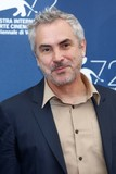 Alfonso Cuaron Photo - Director Alfonso Cuaron Poses at the Jury Photocall of the 72nd Venice Film Festival at Palazzo Del Casino in Venice Italy on 02 September 2015 Photo Alec Michael