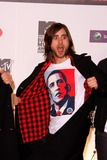Jared Leto Photo - Us Musician and Actor Jared Leto of 30 Seconds to Mars Arriving at the 15th Mtv Europe Music Awards at Echo Arena in Liverpool Great Britain on November 6th 2008photo by Alec Michael-Globe Photos