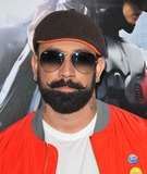 AJ McLean Photo - Aj Mclean attending the Los Angeles Premiere of Robocop Held at the Tcl Chinese Theatre in Hollywood California on February 10 2014 Photo by D Long- Globe Photos Inc