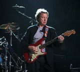 Andy Summers Photo - The Police Concert at Madison Square Garden Date 08-03-07 Photos by John Barrett-Globe Photosinc Stewart Copelandandy Summers
