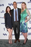 Anne V Photo - NBC Uni Cable Upfront Presentation 2014 Red Carpet Arrivals the Javits Center NYC May 15 2014 Photos by Sonia Moskowitz Globe Photos Inc 2014 Lydia Hearst Nigel Barker Anne V