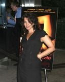 Annabella Sciorra Photo - August 2007 - New York NY USA - Annabelle Sciorra attends Premiere Screening of John Turturros Romance  Cigarettes Movie at the Clearview Chelsea West Cinema Photo by Anthony G Moore-Globe Photos 2007