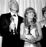 Lee Marvin Photo - Photo Globe Photos Inc Lee Marvin Julie Christie