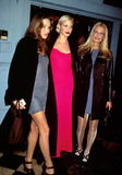 Karen Mulder Photo - Sd1205 the New Yorker Party in New York City Carla Bruni_nadja Ackerman_karen Mulder Photo Byrose HartmanGlobe Photos Inc