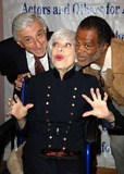 Jamie Farr Photo - Celebration of Caring Celebrity Toast of Carol Channing at the Universal Hilton and Tower Ballroom in Universal City CA 11-15-2008 Image Jamie Farr Carol Channing and Ted Lange Photo Scott Kirkland  Globe Photos