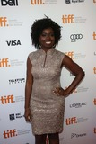 Adepero Oduye Photo - Actress Adepero Oduye attends the Premiere of 12 Years a Slave During the Toronto International Film Festival Aka Tiff at Princess of Wales Theatre in Toronto Canada on 06 September 2013 Photo Alec Michael