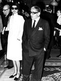 Jacqueline Kennedy Onassis Photo - Jacqueline Kennedy Onassis and Aristotle Onassis Globe Photos Inc Jacquelinekennedyonassisobit