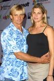 Gabrielle Reese Photo - - Step Into Liquid -Premiere Santa Monica Pier Santa Monica CA - 07302003 - Photo by Kathryn Indiek  Globe Photos Inc 2003 - Gabrielle Reese and Laird Hamilton