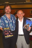 Armin Shimerman Photo - Star Trek Star Armin Shimerman and Author of His New Book the Merchant Prince - Barnes  Noble Westside Pavilion Los Angeles CA - 06142003 Photo by Milan Ryba  Globe Photos Inc 2003 Larry Nemecek and Armin Shimerman