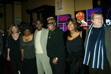 Chris Hegedus Photo - Dvd Release Party For Only the Strong Survive at the Cutting Room New York City 01282004 Photo by Sonia MoskowitzGlobe Photos Inc 2004 Chris Hegedus Carla Thomas Wilson Pickett Sam Moore Mary Wilson Da Pennebaker