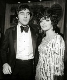 Anthony Newley Photo - Anthony Newley and Joan Collins Photo Nate CutlerGlobe Photos Inc