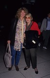 Nancy Allen Photo - Nancy Allen and Her Mother Florence Arriving at Lax From New York L7911ta Photo by Tammie Arroyo-Globe Photos Inc