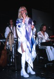 ABBA Photo -  80302 a Celebration of the Music of Abba Featuring Katja Nord and Camilla Dahlin(2 Original Members)and the Stockholm Symphonia Perform at Bb Kings Blues Club and Grill NYC Photo by John KrondesGlobe Photos Inc 2002 Agnetha Camilla Dahlin