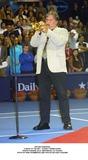 Arturo Sandoval Photo - Arturo Sandoval a Night at the Net - Charity Tennis Event Drake Stadium Ucla Westwood CA 7232001 Photo by Nina PrommerGlobe Photos Inc2001