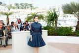 Amira Casar Photo - Amira Casar Saint-laurent Photo Call Cannes Film Festival 2014 Cannes France May 17 2014 Roger Harvey