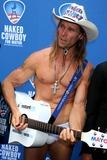 Robert John Burck Photo - Naked Cowboy Robert John Burck Launches Campaign For Mayor of New York City in Times Square  New York 07-22-2009 Photo by John Barrett-Globe Photos Inc