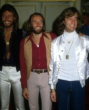 Bee Gees Photo - Bee Gees Photo Phil Roach Ipol Globe Photos Inc Bee Gees Maurice Barry and Robin Gibb Mauricegibbretro