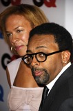 Tonya Lewis Lee Photo - Tonya Lewis Lee and Spike Lee During a Dinner to Celebrate the Gq Magazine 2006 Man of the Year Issue Held at the Sunset Tower Hotel on November 29 2006 in Los Angeles Photo by Michael Germana-Globe Photos Inc