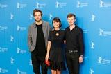 Alessandra Mastronardi Photo - Robert Pattinson Alessandra Mastronardi Dane Dehaan Life Photo Call Berlin International Film Festival Berlin Germany February 09 2015 Roger Harvey