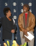 Anita Baker Photo - 47th Annual Grammy Award Nominations at the Henry Fonda Music Box Theatre in Hollywood California 12-07-2004 Photo by Kathryn IndiekGlobe Photos Inc 2004 Anita Baker and Kanye West