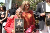 Claudette Robinson Photo - the Funk Brothers Honored with Star on the Hollywood Walk of Fame 7065 Hollywood Blvd Hollywood CA 03212013 Eddie Willis Claudette Robinson and Jack Ashford Photo Clinton H Wallace-photomundo-Globe Photos Inc