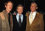Andy Griffith Photo - Ron Howard Don Knotts and Andy Griffith Photo by Phil Roach-ipol-Globe Photos Inc