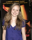 ALLISON PILL Photo - August 2007 - New York NY USA - Allison Pill attends Premiere Screening of John Turturros Romance  Cigarettes Movie at the Clearview Chelsea West Cinema Photo by Anthony G Moore-Globe Photos 2007