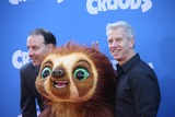 Chris Sanders Photo - The Croods NY Premiere Amc Loews Lincoln Square NYC March 10 2013 Photos by Sonia Moskowitz Globe Photos Inc 2013 Directors Kirk Demicco Chris Sanders