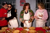 Rita Coolidge Photo - Rita Coolidge with Marsha Mason and Shirley Knight at Hollywood Feeds the Homeless 12-28-1989 15725 Photo by Phil Roach-ipol-Globe Photos Inc