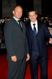 Francois Pienaar Photo - Francois Pienaar  Matt Damon Ex Rugby Player  Actor K64053alst Invictus - Uk Film Premiere - Inside Arrivals January 31 2010 - Odeon West End London England United Kingdom Photo by Neil Tinge-allstar-Globe Photos Inc