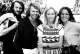 Annifrid Lyngstad Photo - Benny Anderson Bjorn Ulvaeus Agnetha Faltskog and Anni-frid Lyngstad of Abba 1978 SmpGlobe Photos Inc
