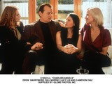 Cameron Diaz Photo -  Charlies Angels Drew Barrymore Bill Murray Lucy Lui and Cameron Diaz Supplied by Globe Photos Inc