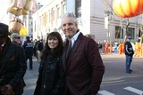 Pat Benatar Photo - The 89th Annual Macys Thanksgiving Day Parade Pat Benatar  Neil Giraldo