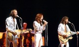 Bee Gees Photo - Bee Gees (Robin Mauricebarry) Photobob ShermanGlobe Photos Inc 1979 Mauricegibbretro