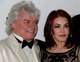 Air Supply Photo - the 9th Annual Gday USA Los Angeles Black Tie Gala the Grand Ballroomhollywood  Highland Centre Hollywood CA 01142012 Russell Hitchcock of Air Supply and Priscilla Presley Photo Clinton H Wallace-photomundo-Globe Photos Inc