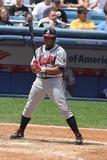 Andruw Jones Photo - Yankees Vs Braves at Yankee Stadiumdate 06-28-06 Photo by John Barrett-Globe Photosinc Andruw Jones