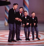Andy Williams Photo - Osmond Brothers at Andy Williams Show 1962 Jay Osmond with Merrill Osmond  Wayne Osmond and Alan Osmond Photo by Bud Gray-Globe Photos Inc