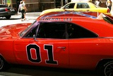 GENERAL LEE Photo - the General Lee Car of  the Dukes of Hazzard  Press Junket in New York City 7-24-2005 Photo Byrick Mackler-rangefinders-Globe Photos Inc