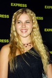 Ashlie Brillault Photo - Ashlie Brillault Party to Celebrate the New Express Flagship Store Hollywood CA August 1 2002 Photo by Nina PrommerGlobe Photos Inc2002