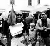 Jacqueline Kennedy Onassis Photo - Jacqueline Kennedy Onassis Elio SorciGlobe Photos Inc