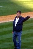 Art Garfunkel Photo - NY Mets Vs Pittsburgh Pirates Shea Stadium NY 040102 Photo by John BarrettGlobe Photos Inc 2002 (D) Art Garfunkel