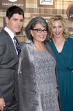 Alicia Goranson Photo - Michael Fishman Roseanne Barr and Alicia Goranson During the Comedy Central Roast of Roseanne Held at the Hollywood Palladium on August 4 2012 in Los Angeles Photo Michael Germana  Superstar Images - Globe Photos