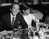 Andy Williams Photo - Andy Williams Claudine Longet photo by pt-globe Photos Inc