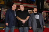 Austin Chumlee Russell Photo - Rick Harrison Corey Harrison and Austin Chumlee Russell During the Premiere of the New Movie From 20th Century Fox the A-team Held at Graumans Chinese Theatre on June 3 2010 in Los Angeles Photo Michael Germana - Globe Photos Inc 2010