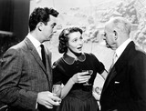 Anthony Franciosa Photo - Anthony Franciosa with Patricia Neal in a Face in the Crowd Filmtv Still Photo by SmpGlobe Photos Inc Patricianealretro