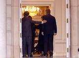 Ana Botella Photo - 000658 03232004 the Spanish President Jose Maria Aznar and His Wife Ana Botella Meets Tony and Cherie Blair For Dinner at Moncloa Palace -Madrid Spain Alfaquiglobelinkukcom