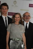 Arthur Elgort Photo - Ballet Hispanico 2012 Gala Honoring Jody Gottfried Arnhold the Plaza Hotel NYC April 9 2012 Photos by Sonia Moskowitz Globe Photos Inc 2012 Ansel Elgort Grethe Elgort Arthur Elgort