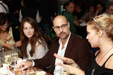 Anais Demoustier Photo - The Hamptons International Film Festival 2010 Mentoring Lunch and Assorted Actors the Maidstone Hotel East Hampton NY October 9 2010 Photos by Sonia Moskowitz Globe Photos Inc 2010 Anais Demoustier Stanley Tucci Pihla Viitala